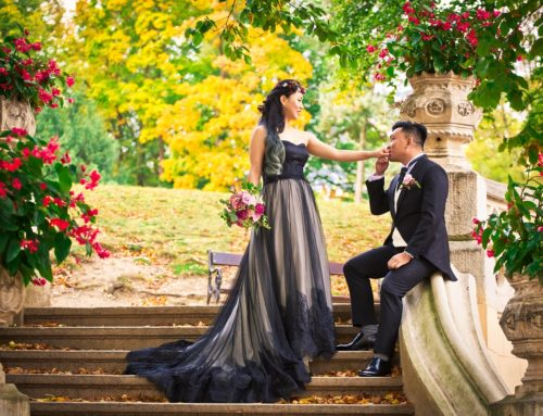 Svatba na Zámku Hluboká nad Vltavou