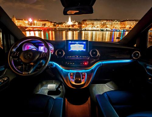 SLS Limousine